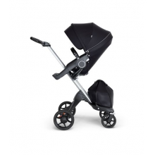 Stokke Xplory Silver Chassis & Stroller Seat by Stokke in Los Angeles Ca