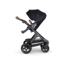 Trailz Black Chassis with Brown Handle by Stokke in Scottsdale Az