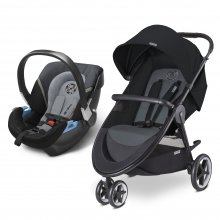 Travel System/Agis & Aton 2 - Moon Dust by Cybex
