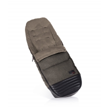 PRIAM Footmuff - Desert Khaki Denim-khaki-brown by Cybex in Los Angeles Ca