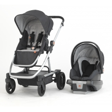 EVOQ TRAVEL SYSTEM W/LTE CS-CHARCOAL (no load leg base) by Cybex in Ashburn Va