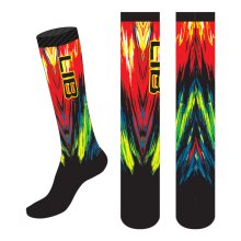 Parillo Art Sock by Lib Tech Snowboards in Vernon Bc