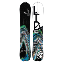 Travis Rice Gold Member Splitboard by Lib Tech Snowboards