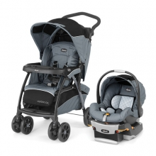 Cortina Cx Travel System Iron by Chicco