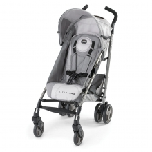 Lite Way Plus Stroller Silver