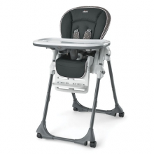 Polly Single Pad Highchair Lilla