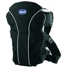 Ultra Soft Carrier Black by Chicco