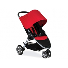 2017 B-Agile 3 Stroller, US/Can, Red by Britax in Dublin Ca