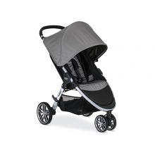 2017 B-Agile 3 Stroller, US/Can, Steel by Britax in Brentwood Ca