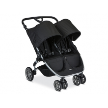 2017 B-Agile Double, US, Black by Britax in Brentwood Ca