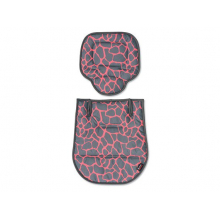 Kit, Fashion, B-Agile, Pink Giraffe by Britax