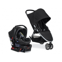 Travel System 2017, B-Agile & B-Safe 35 Elite US, Domino by Britax in Brentwood Ca