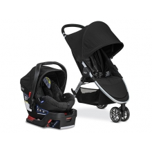 Travel System 2017, B-Agile & B-Safe 35, US, Black by Britax in Fairfield Ct