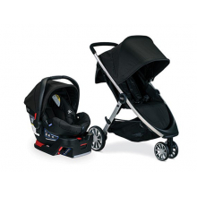 TRAVEL SYSTEM, B-LIVELY & B-SAFE 35 US RAVEN by Britax in Dothan Al