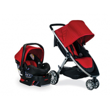TRAVEL SYSTEM, B-LIVELY & B-SAFE 35 US CARDINAL by Britax in Brentwood Ca