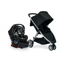 TRAVEL SYSTEM,B-LIVELY/B-SAFE ULTRA US COWMOOFLAGE by Britax in Brentwood Ca
