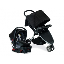 2017 B-Agile 3/B-Safe 35 Travel System by Britax in Pleasant Hill Ca