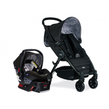Pathway & B-Safe Ultra TS, US, Sketch by Britax