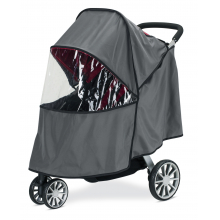 Kit, Rain Cover, B-Lively (US/CA) by Britax