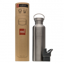 Insulated Black Water Bottle