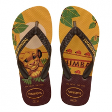 Kid's Lion King Sandal by Havaianas