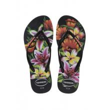 Women's Slim Floral Sandal by Havaianas