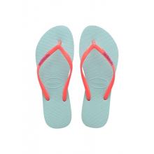 Women's Slim Logo Pop Up Sandal