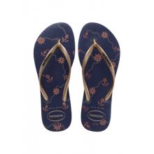 Women's Slim Nautical Sandal