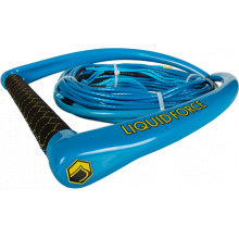 Apex Suede Blu/Coated Dyn 65 by Liquid Force