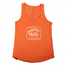 Authentic Wake Wmns Peach Tank by Liquid Force