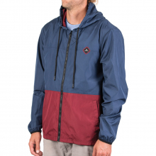 Pathway Windbreaker Navy by Liquid Force