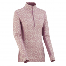Women's Rose Half Zip
