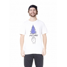 Men's Pine Tee by Picture