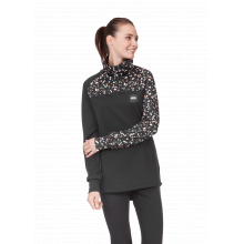 Women's Blossom Grid Fleece by Picture