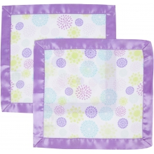 Security Blanket 2 Pack - Colorful Bursts  by MiracleWare