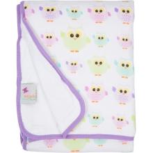 Serenity Blanket - Owls Serenity Blanket by MiracleWare