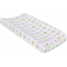 Changing Pad Cover - Owls  by MiracleWare