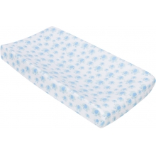 Changing Pad Cover - Elephant  by MiracleWare