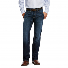 Men's M5 Slim Robbie Stackable Straight Leg Jean by Ariat in Lafayette CO