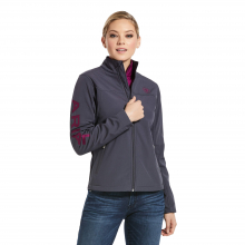 Women's New Team Softshell Jacket by Ariat in Loveland CO