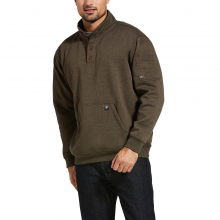 Men's Rebar Overtime Fleece Sweater by Ariat