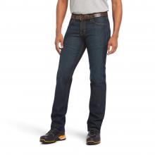 Men's Rebar M7 DuraStretch Basic Stackable Straight Leg Jean by Ariat in Loveland CO