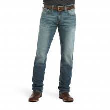 Men's M4 Low Rise Stretch Stockton Stackable Straight Leg by Ariat