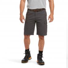 Men's Rebar DuraStretch Made Tough Cargo Short by Ariat in Loveland CO