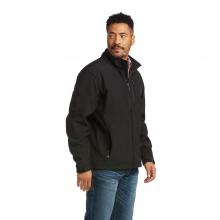 Men's Logo 2.0 Softshell Jacket by Ariat