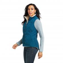 Women's REAL Reversible Dilon Vest by Ariat in Lafayette CO
