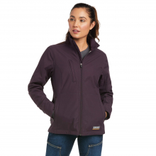 Women's Rebar Stretch Canvas Softshell Jacket by Ariat in Loveland CO