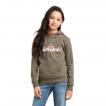 REAL Chest Logo Hoodie by Ariat