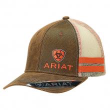 Men's Structured Medium High Cap by Ariat in Lafayette CO