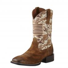 Men's Sport Patriot Western Boot